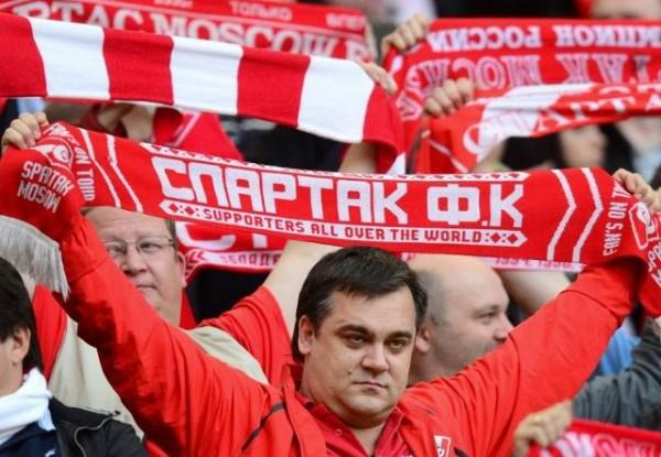 В Туле задержали 14 болельщиков «Спартака» и «Арсенала»