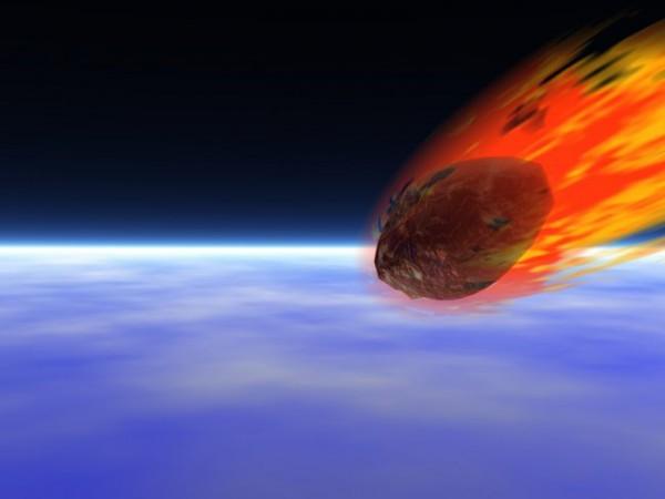 В октябре 2017 года к Земле приблизится астероид 2012 ТС4