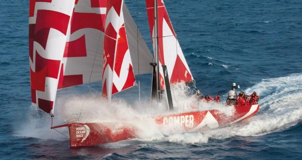 Volvo Ocean Race: флот двигается на Гетеборг