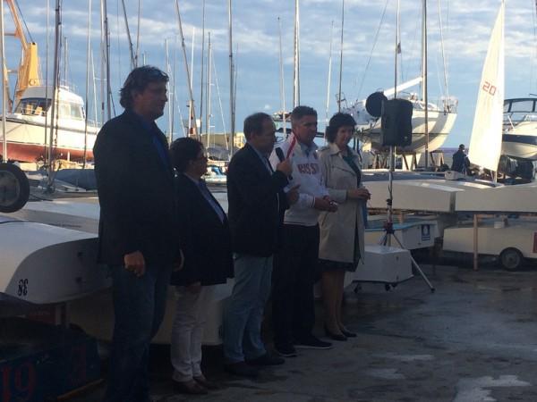 В Сочи начался чемпионат России в Олимпийских классах яхт