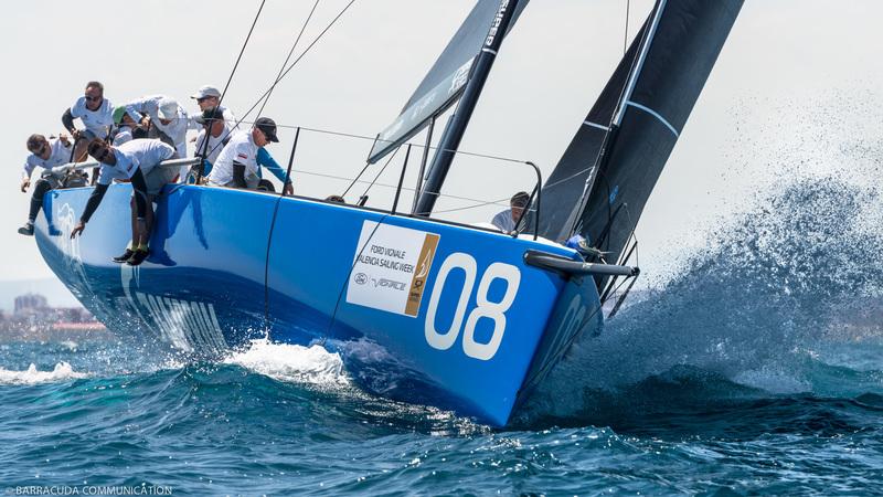 Команда Bronenosec Sailing Team закончила 52 Super Series