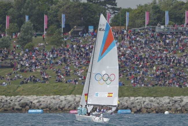 Итоги четвертого дня олимпийской регаты