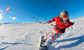 В Архангельске состоялся чемпионат региона по виндсерфингу и сноукайтингу