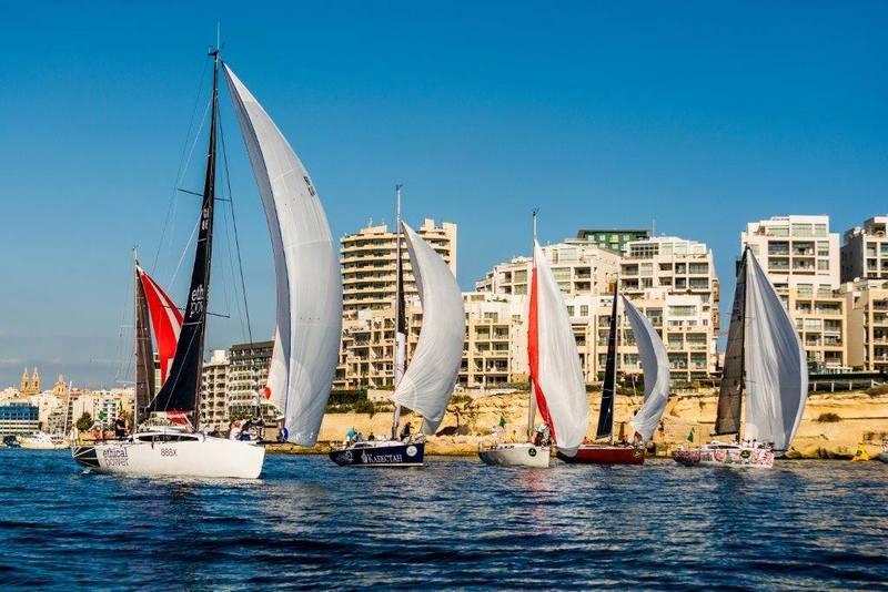Уже завтра начнется известная The Rolex Middle Sea Race