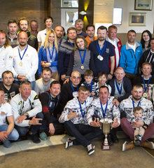 Завершение зимней серии Sochi Winter Cup