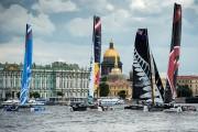 Extreme Sailing Series. Лидеры первого дня – команда Дании