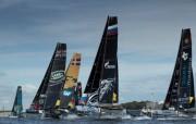 Кубок Extreme Sailing Series отправился в Швейцарию