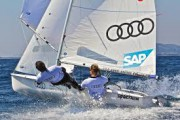 Первенство страны в олимпийских классах яхт