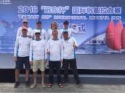 Команда яхт-клуба «Семь футов» - победитель FarEeast Cup 2016