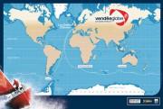Началось кругосветное путешествие Vendee Globe