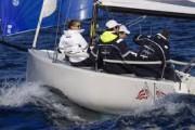 Победители первого этапа серии регат J/70 Monaco Sportboats Winter Series